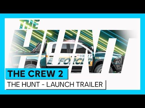 The Crew 2: The Hunt Launch-Trailer (Season 1 - Episode 2)   Ubisoft [DE]