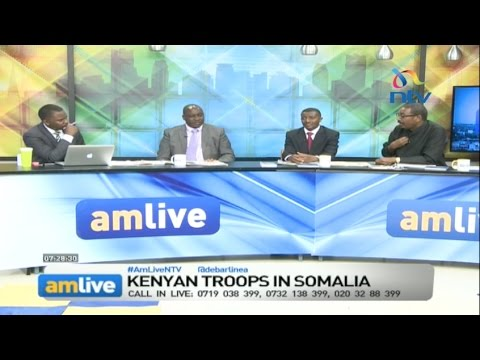 "Is KDF's stay in Somalia ""no longer sustainable"" after Kulbiyow attack?"