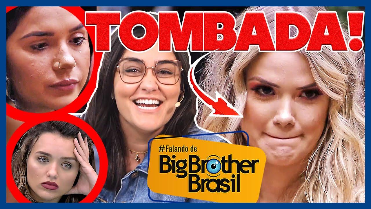 """BBB20: """"Fadas não existem!"""" Marcela é eliminada e Tiago esfrega a cara das """"perfeitas"""