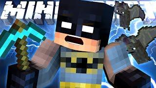 If Batman Played Minecraft