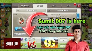 Clash Of Clans 15 August Special Youtubers Trojan War | Sumit 007 is Here😍😍