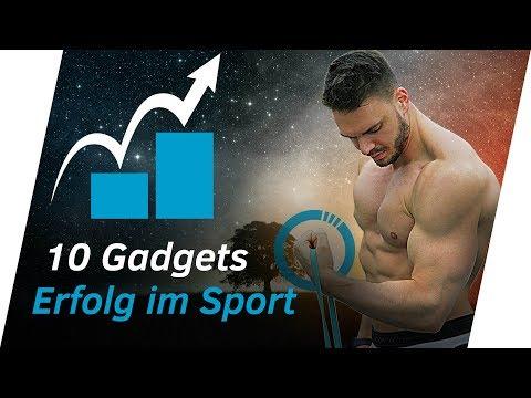 Mein Equipment - Top 10 SPORT GADGETS für mein TRAINING| Andiletics