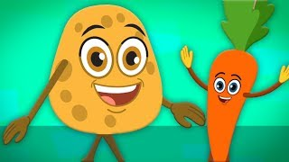 Aloo Kachaloo Kahan Gaye The | Balgeet | आलू कचालू | Kids Rhymes | Cartoon Videos for Children