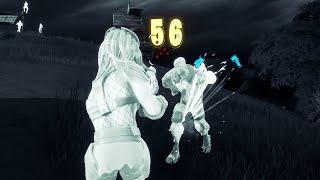 Verursache Schaden, während du als Predator die Infrarotsicht aktiviert hast (Fortnite Challenges)