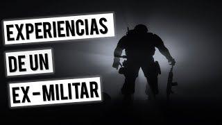 EXPERIENCIAS DE UN EX-MILITAR COMPLETO (HISTORIAS DE TERROR) 🚌