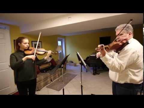 W A  Mozart - Sonata No 18 in G major K 301/293a - 1  Allegro con Spirito