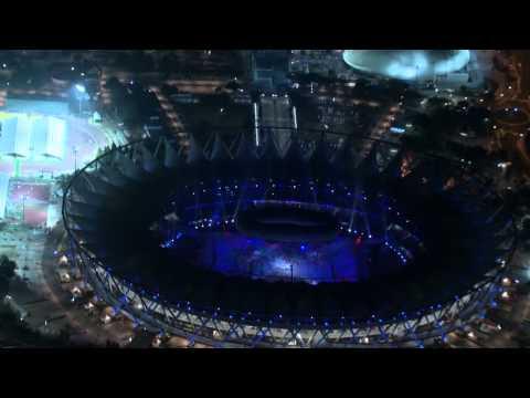 Commonwealth Closing Ceremony BBC Broadcast HD Part  16