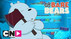 We Bare Bears | Fang den Dieb | Cartoon Network