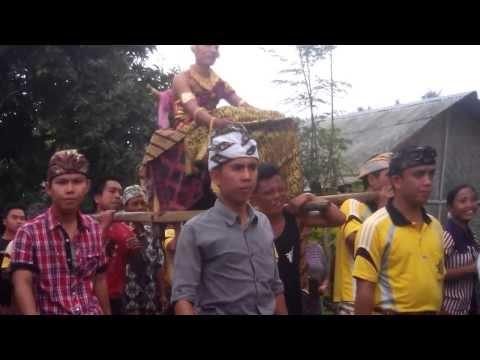 Pernikahan di lendang bila (lombok utara)