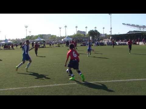 MIC 2017  ISL FUTBOL VS RCD ESPANYOL CLASS E FASE GRUPS