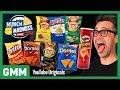 Munch Madness Taste Test: Chips