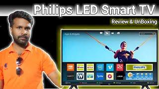 Philips 80 cm 32 inch 5800 Series HD Ready LED Smart TV 32PHT5813S 94 Samsung Mi Realme Sony LG