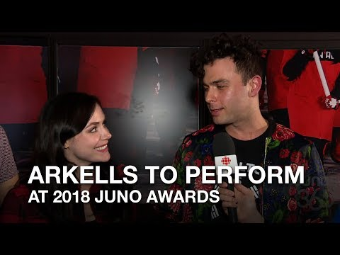 Breaking: Arkells to perform at the 2018 Juno Awards