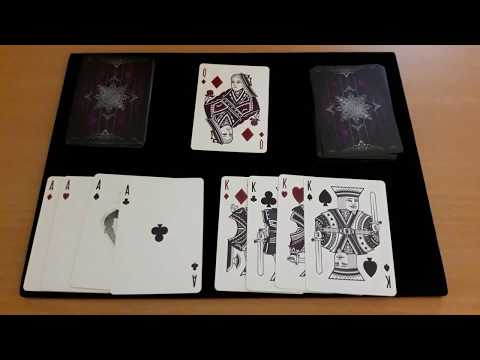 Blow your friends minds with this amazing card trick