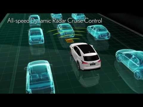 Lexus NX - Advanced Safety Technology