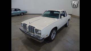 MWK#1054, 1978 Oldsmobile Cutlass, Gateway Classic Cars of Milwaukee