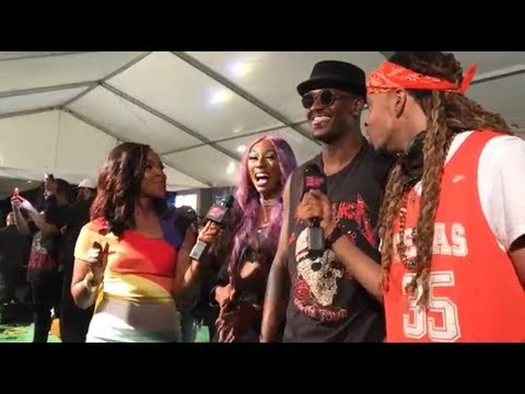Download Youtube: BET HIP HOP AWARDS 2017  RED CARPET INTERVIEWS PLUS MORE