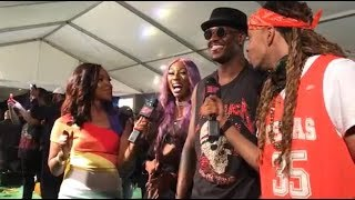BET HIP HOP AWARDS 2017  RED CARPET INTERVIEWS PLUS MORE