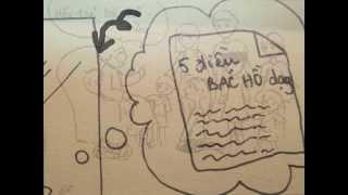 5 điều Bác dạy