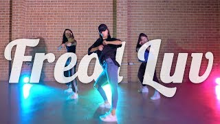 Taught by: iMISS (@sarah_imiss) Video: @imi_visuals @catbaoo Music: Far East Movement x Marshmello - Freal Luv ft. Chanyeol & Tinashe.