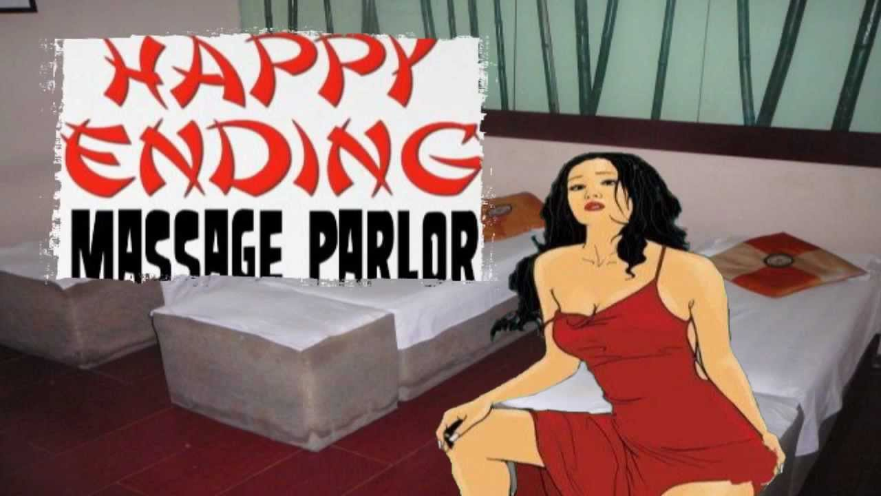 Massage parlors with happy endings