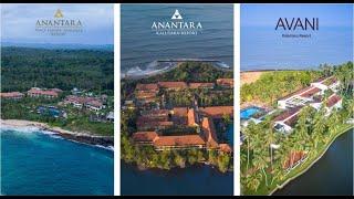 Шри-Ланка. Anantara Hotels