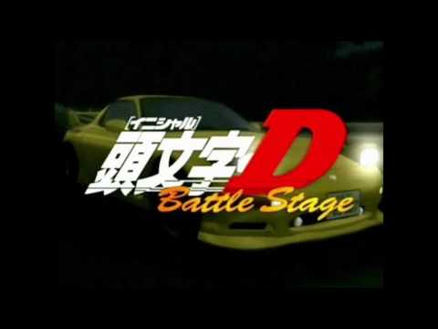 Initial D Battle + Extra Stages All Racing Songs (Eurobeat)