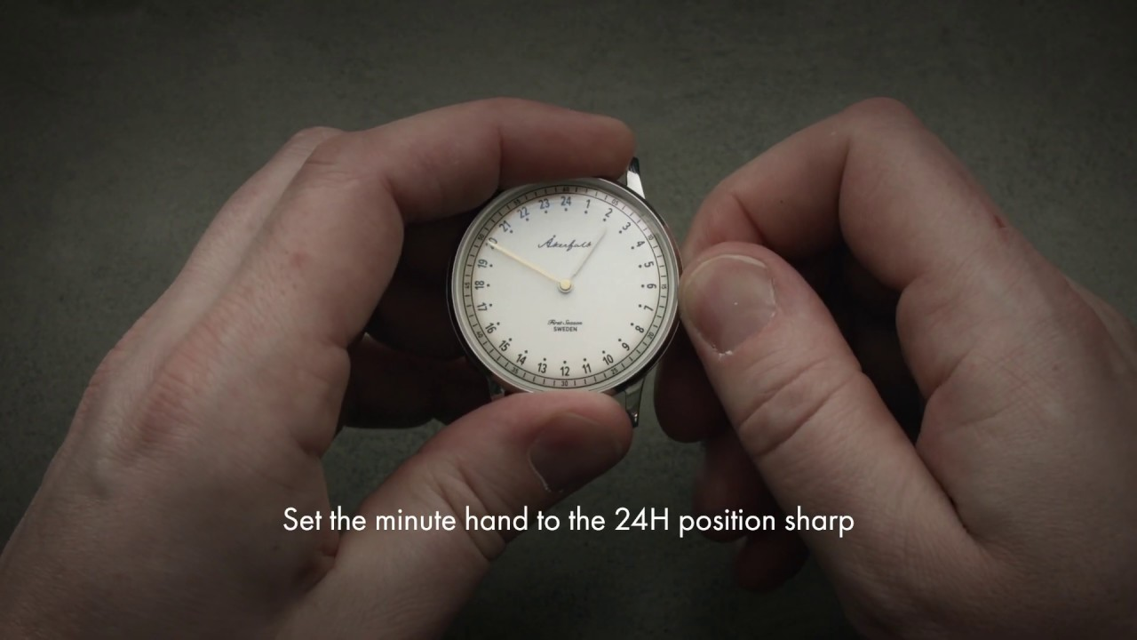 Changing time on a 4 button watch [update 2017] youtube.