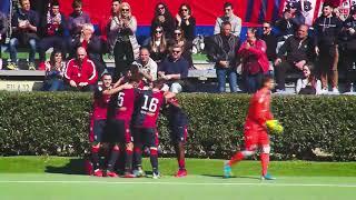 Cagliari-Torino Primavera 1-0, gli highlights