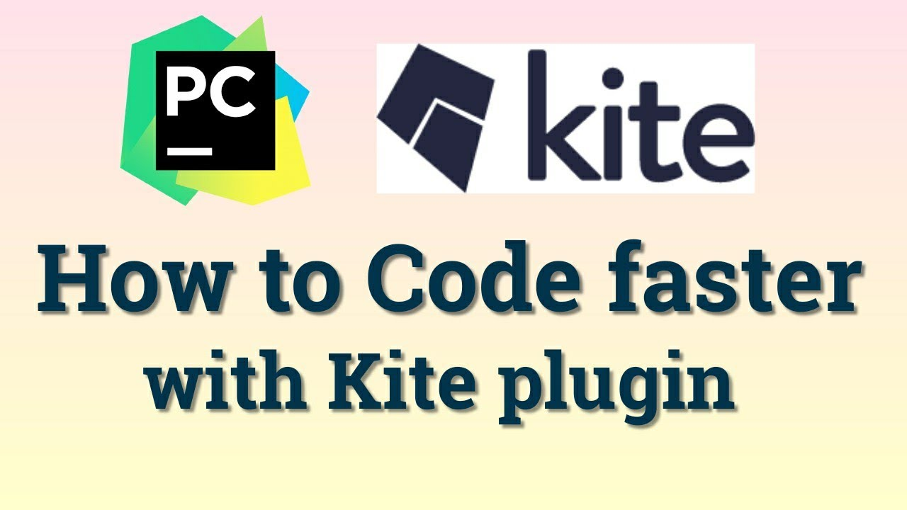 How to Code Faster with Kite Tool   Kite Plugin in PyCharm   Machine Learning