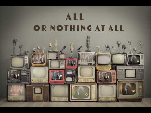 Matt Dusk - All Or Nothing At All (Lyric Video)