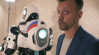 Костюм Робот Алеша 2.0. Обзорная инструкция.
