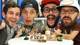 Watsky Gets Dirty With The Boys on #TableTalk!