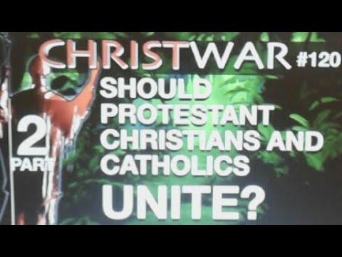 Catholic & Christian Church Unite?