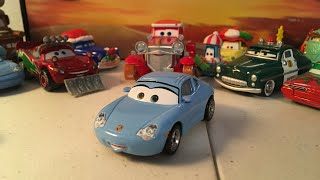 Disney cars 2018 sally diecast review