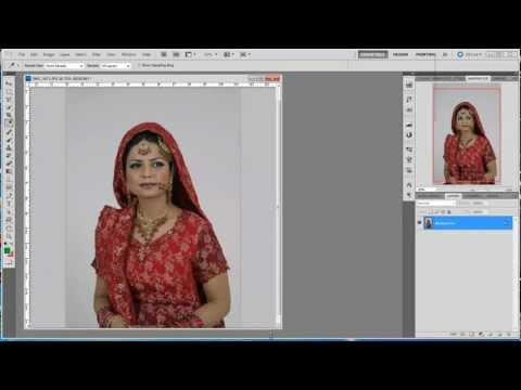 Photoshop Hindi tutorials, episode # 4, Extractions and create old masters canvas