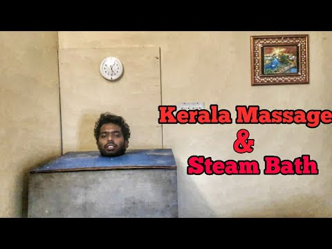 Kerala Ayurvedic Massage And Steam Bath , Kovalam Beach