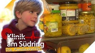 Felix isst nur noch gelbes Essen! Wieso mag er nichts anderes? | Die Familienhelfer | SAT.1