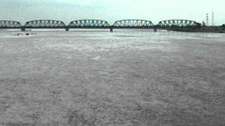 flood in river satluj 05 sep 2011 at bahawalpur.AVI