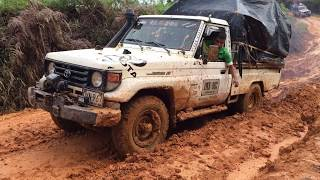 TOYOTA LAND CRUISER COLOMBIA