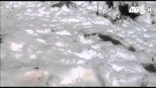 VTC14_Cuộc sống người dân đảo lộn vì tuyết