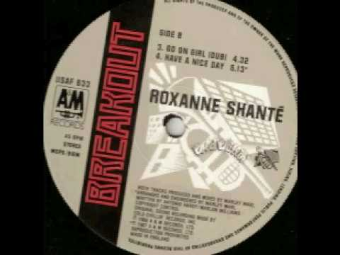Old School Beats - Roxanne Shante - Have A Nice Day