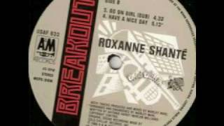 Old School Beats - Roxanne Shante - Have A Nice Day Thumbnail