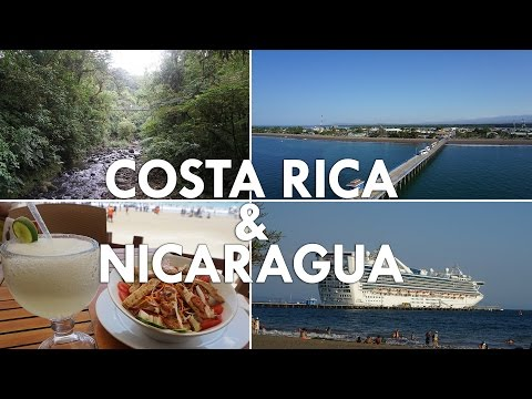 The Americas + Star Princess Cruise: Day 18-21 Costa Rica & Nicaragua