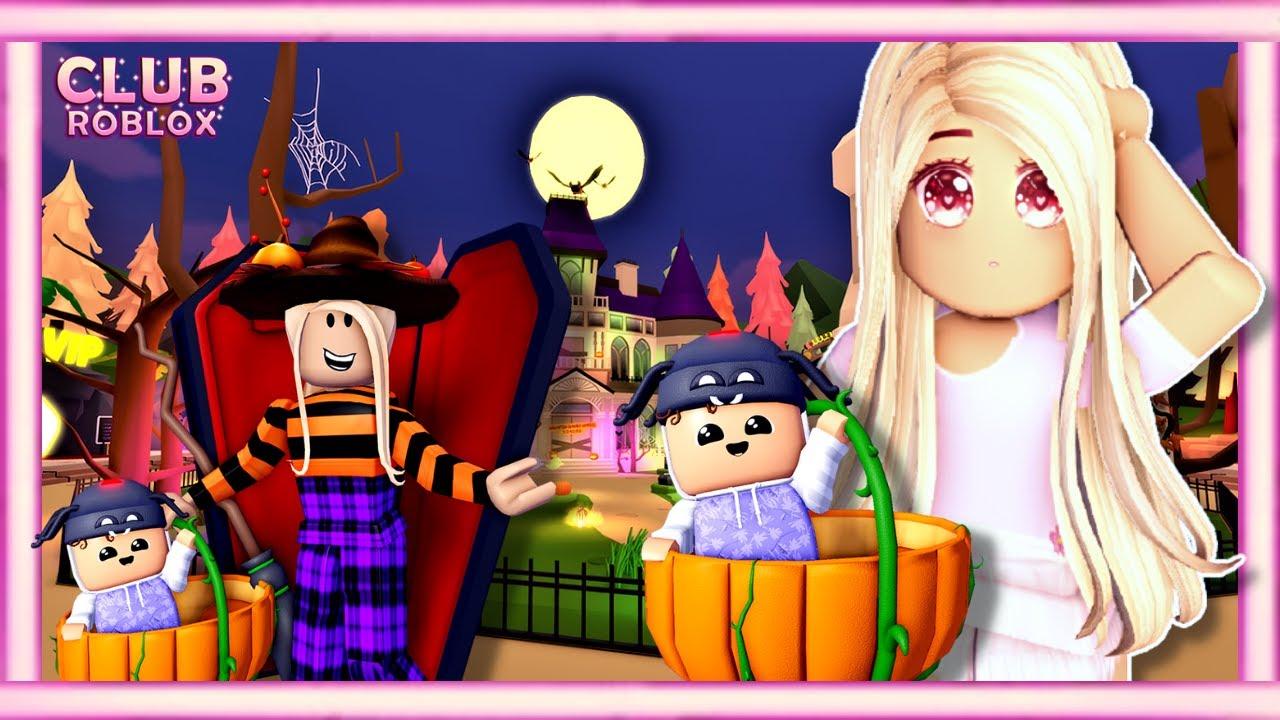 👻** ACTUALIZACIÓN ** de Halloween 2021 - Parte 1 -  Club  Roblox  👻