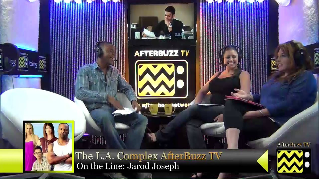 """Download The L.A. Complex After Show Season 2 Episodes 10 & 11 """"Make It Right; Now or Never""""   AfterBuzz TV"""