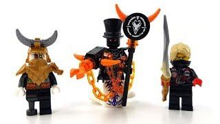 Es geht weiter mit LEGO Ninjago Custom Minifiguren von Zuschauern / Folge 7