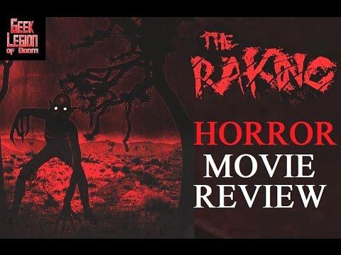 Thumbnail: THE RAKING ( 2017 Bryan Brewer ) Creature Feature Horror Movie Review