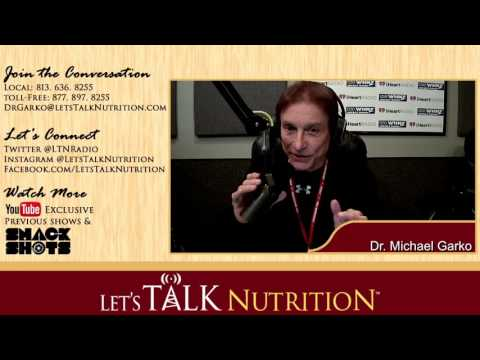 Let's Talk Nutrition. Hawaiian Astaxanthin & Spirulina For Successful Aging