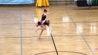 Stella Starkopf / EDO SPRING CUP 2015 Show dance Solos / Junior female